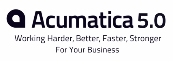 Acumatica 5.0 Cloud ERP Software Business Management Cloud Computing CRM