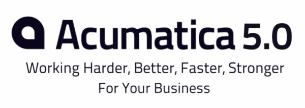 Acumatica 5.0 Cloud ERP Software Business Management Cloud Computing CRM
