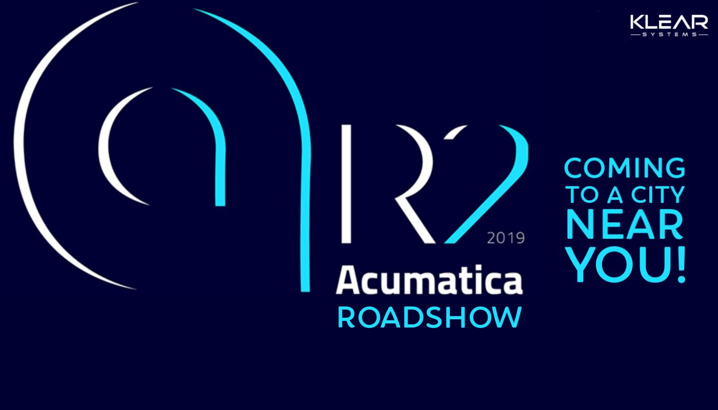 Acumatica 2019 R2 Roadshow LinkedIn