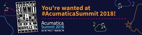 Acumatica Summit 2018 Youre wanted.jpg