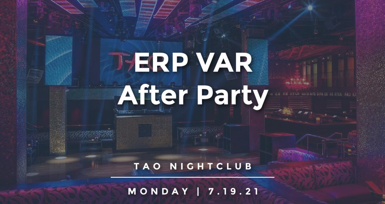 ERP VAR After Party-2