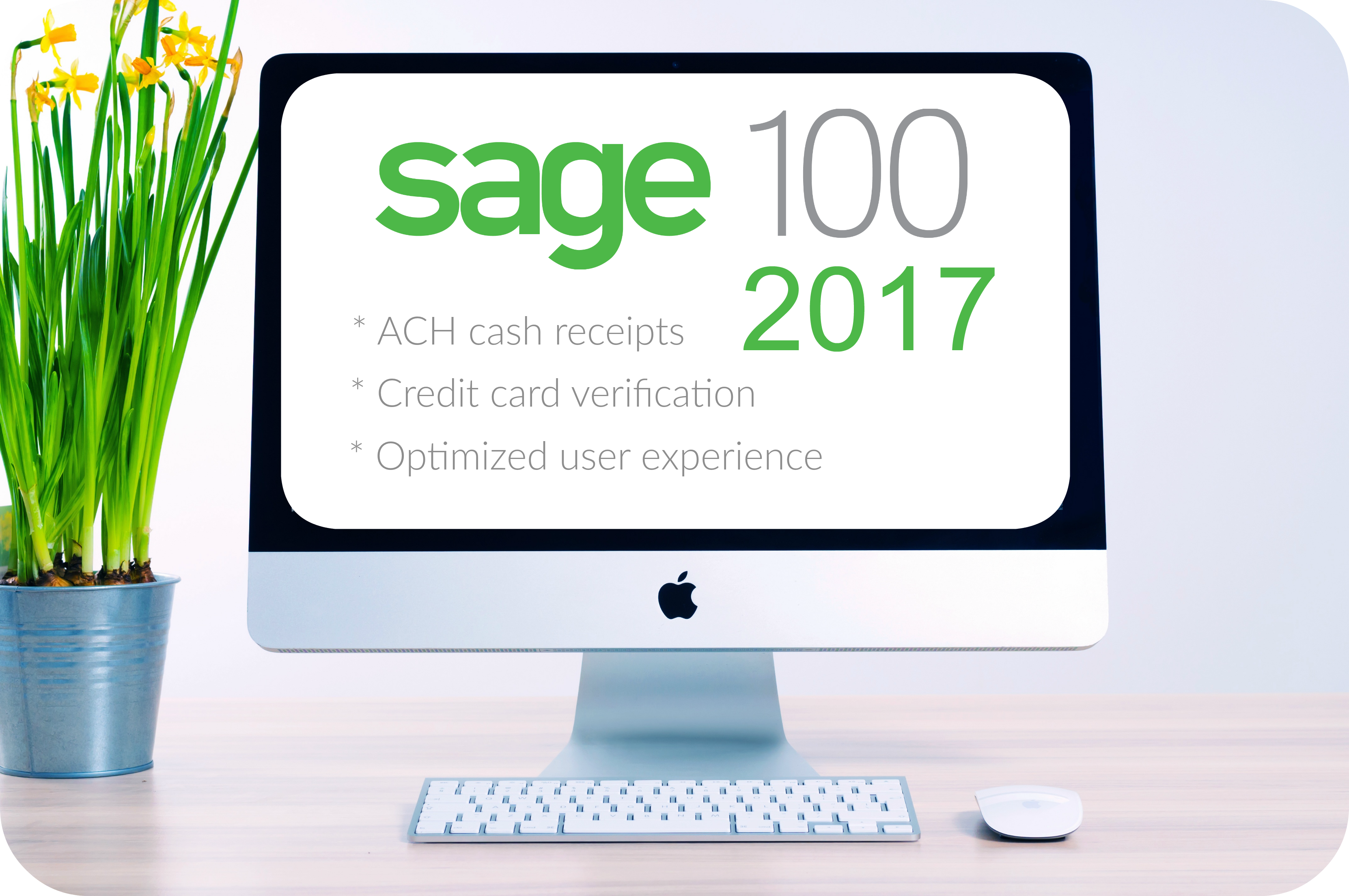 What's new in Sage 100 ERP 2017