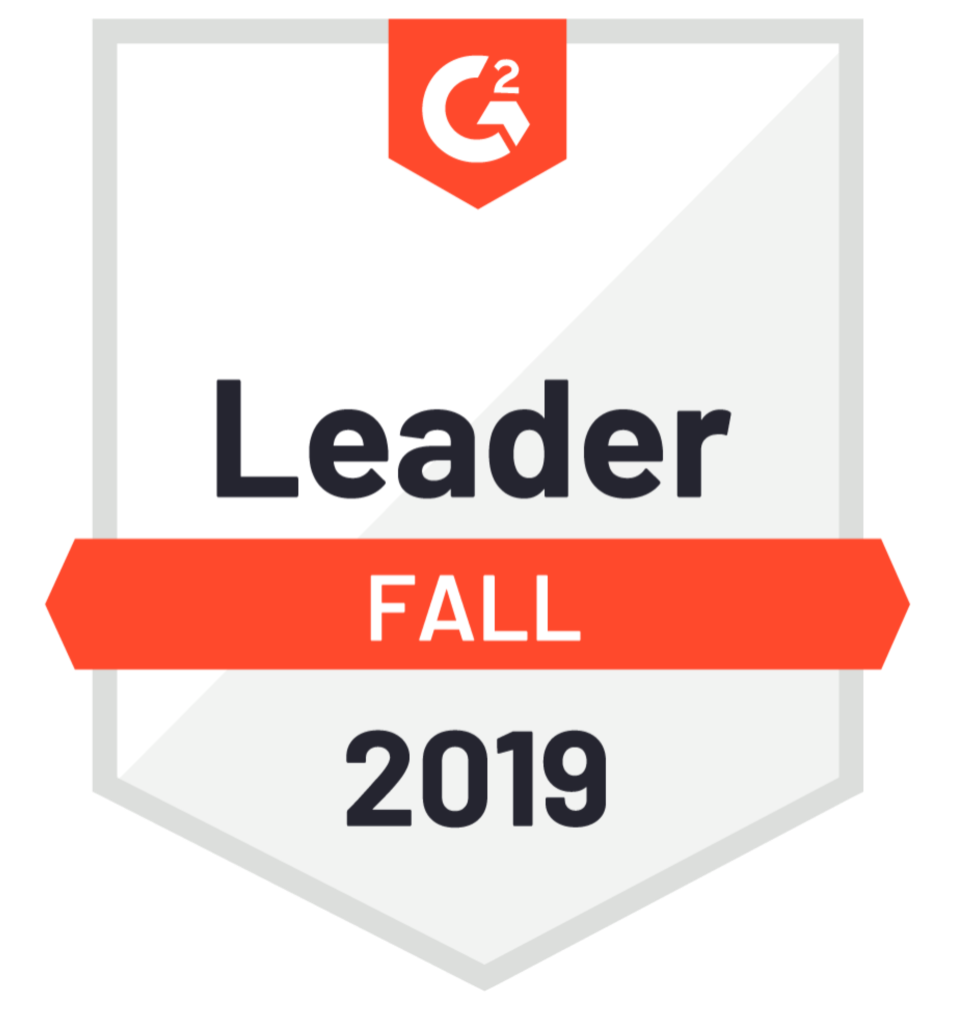 g2 crowd fall 2019 leader