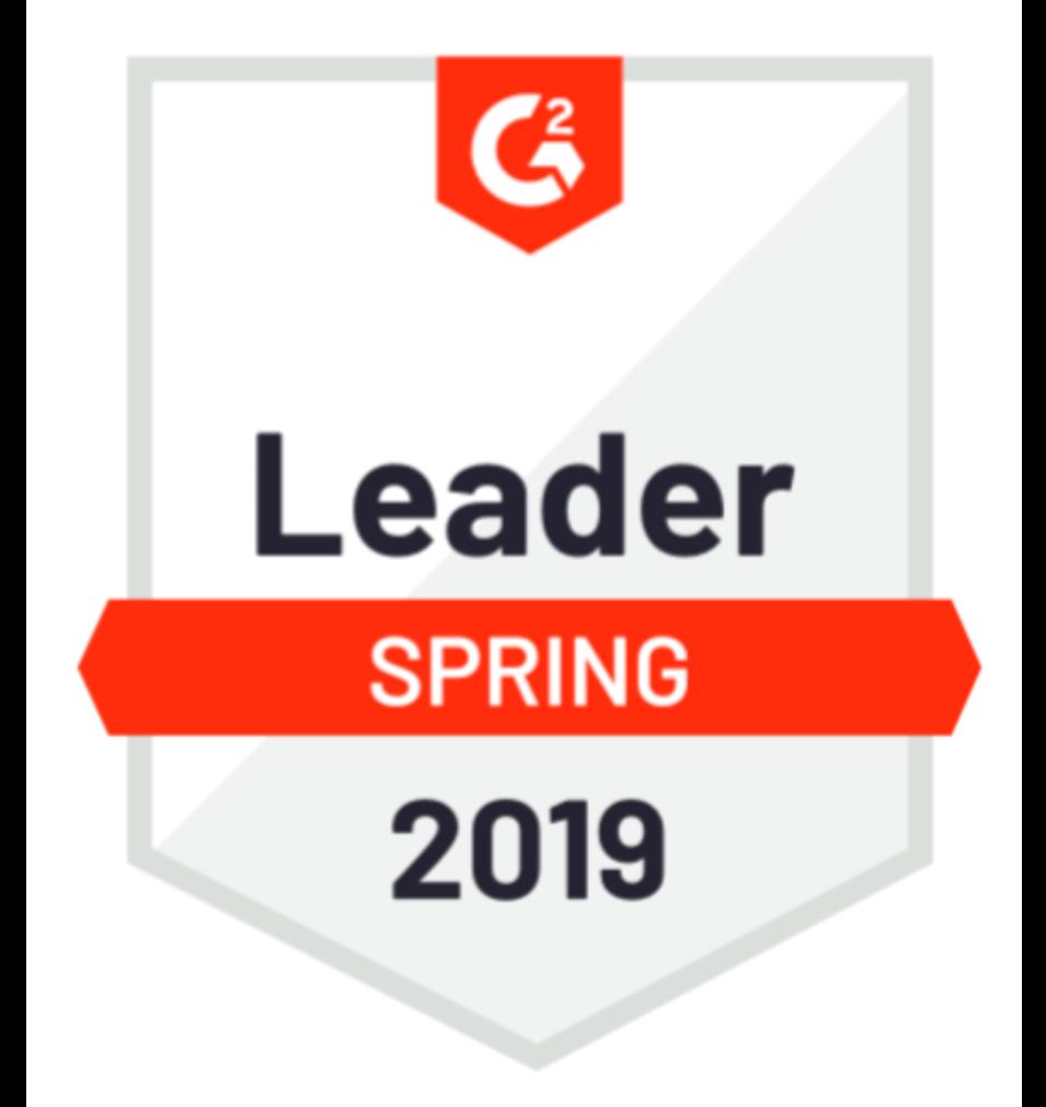 g2 crowd spring 2019 leader