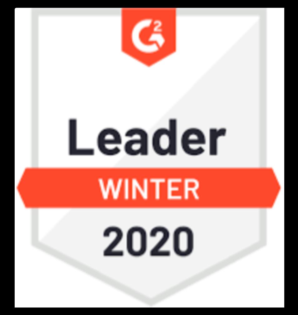 g2 crowd winter 2020 leader