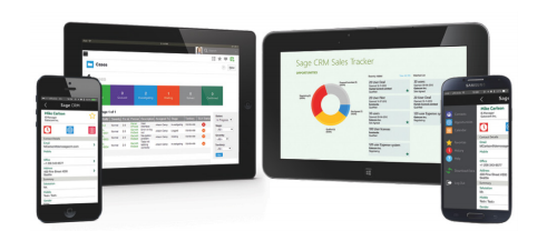 Sage CRM Mobile Use iPhone Android