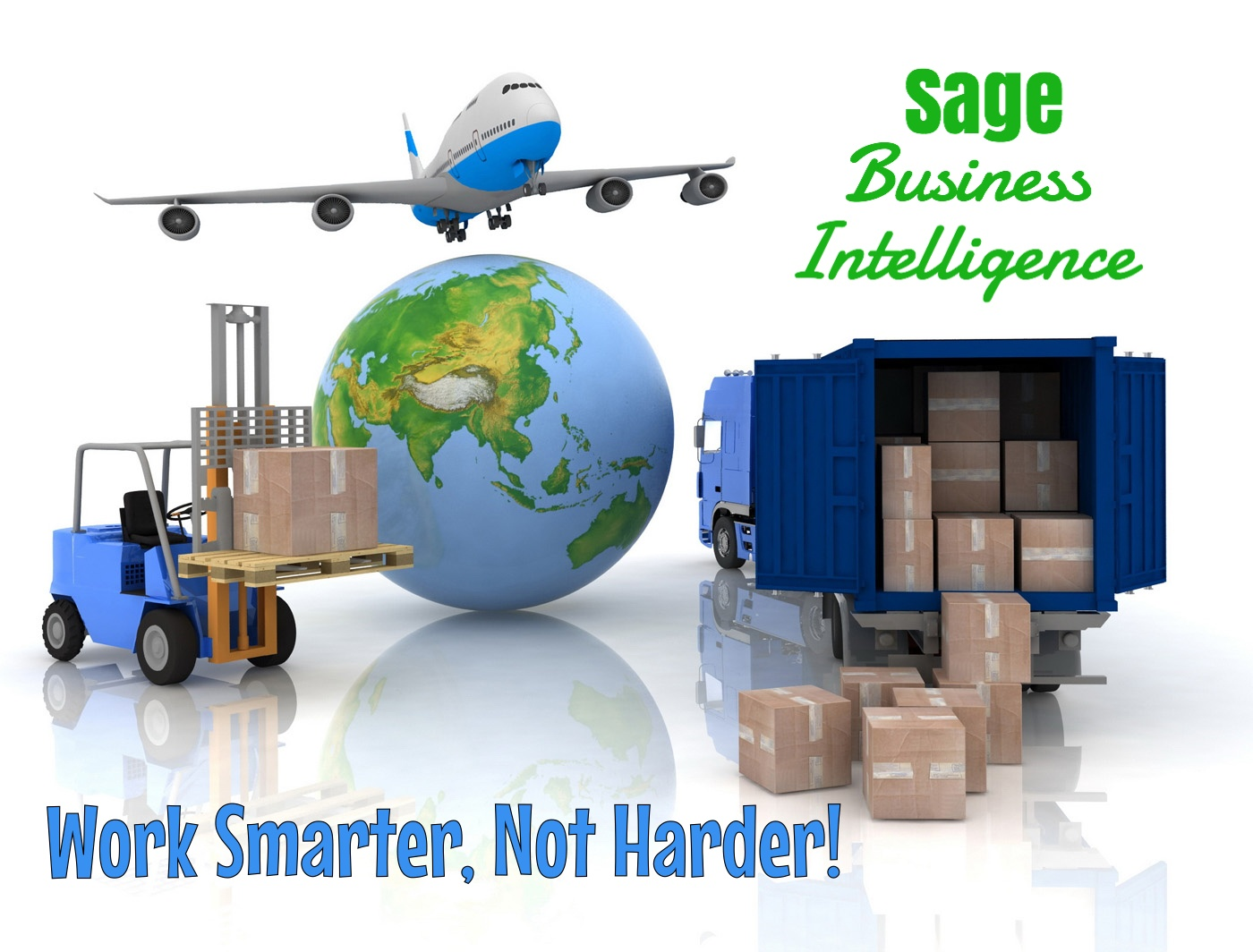 Sage business intelligence allows your SMB to work smarter, not harder.