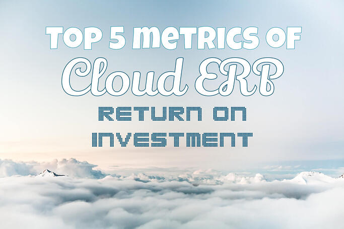 Klear systems blog inside scoop on erp crm other business as you may already know return on investment aka roi is the method business leaders use to determine which investments to fund while also measuring the fandeluxe Choice Image
